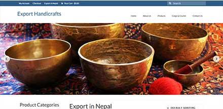 Export Handicraft