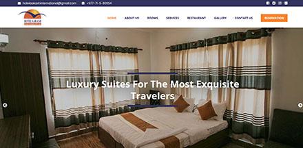 Hotel Aakash International